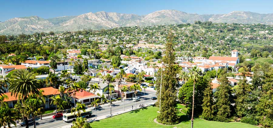 Santa Barbara Real estate for sale and rent