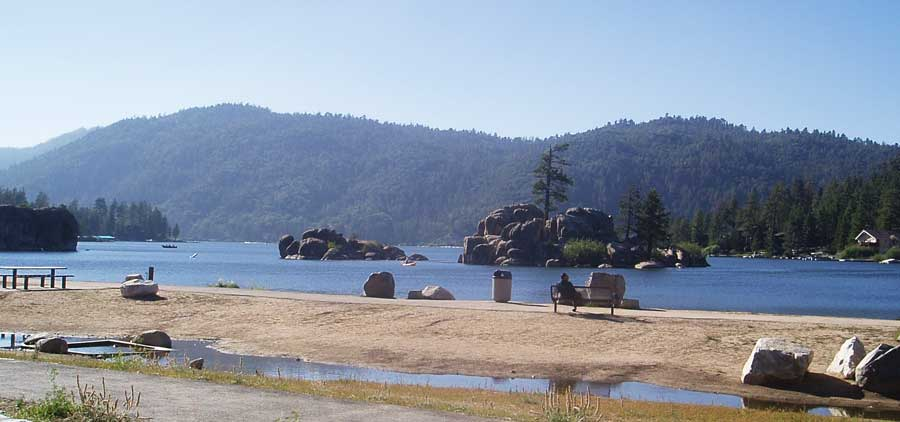 Big Bear Lake Real Estate for sale and rent